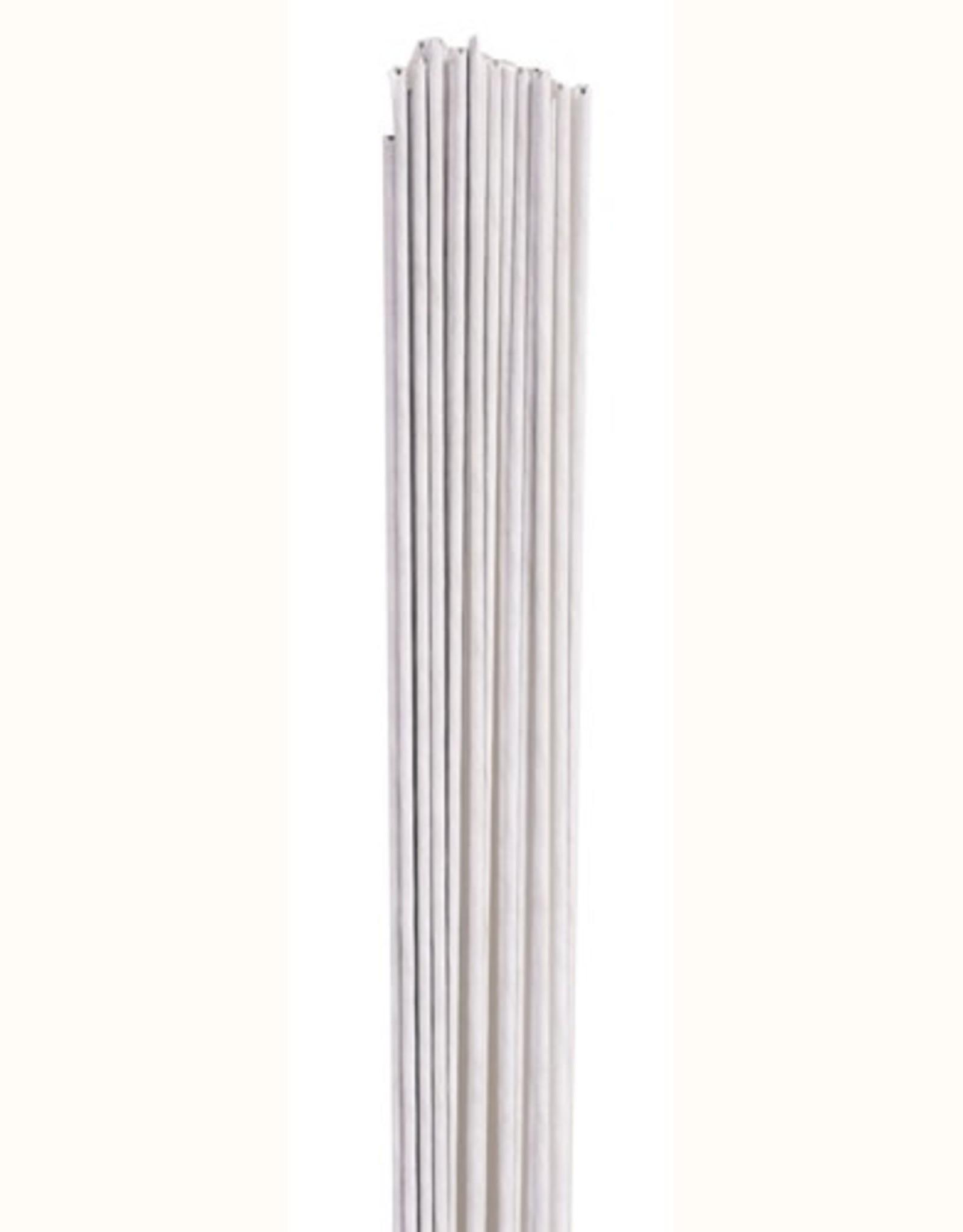 Culpitt Culpitt Floral Wire White set/20 -18 gauge-
