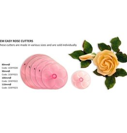 JEM Cutter Easy Rose -80mm-