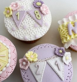 Katy Sue Mould Bunting Numbers