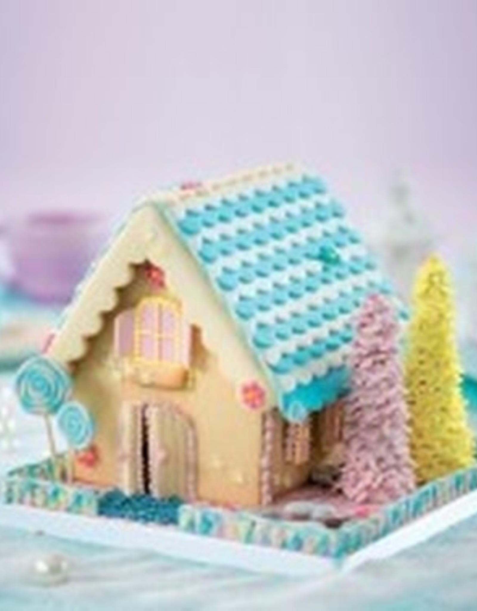 Decora Decora Fairy Tales House Cutterset/8