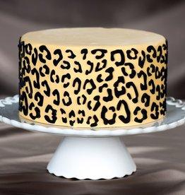 Marvelous Molds Leopard Onlay