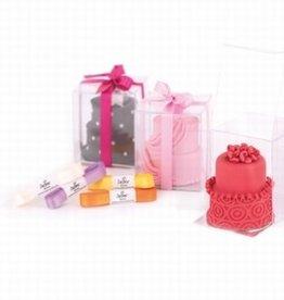 Decora MiniCakeBox with Cakeboard Set/4
