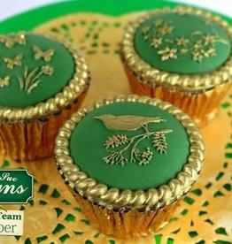 Katy Sue Cupcake Topper Mould Bird