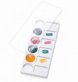 Decora Color Palette with Cover 6+6 Cav.