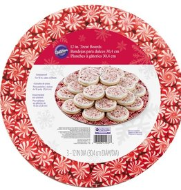Wilton Cake Board -Real Peppermint- pk/3