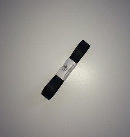 Double Satin Ribbon 15mm x 5mtr Black