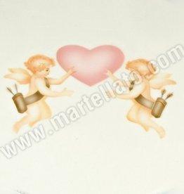 ICA Airbrush Stencil Angel