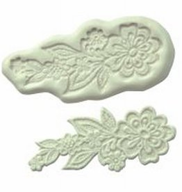 Orchard Products Embroidery Lace Maker Mould Flowers Spray