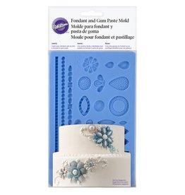 Wilton Fondant & Gum Paste Mold Jewelry