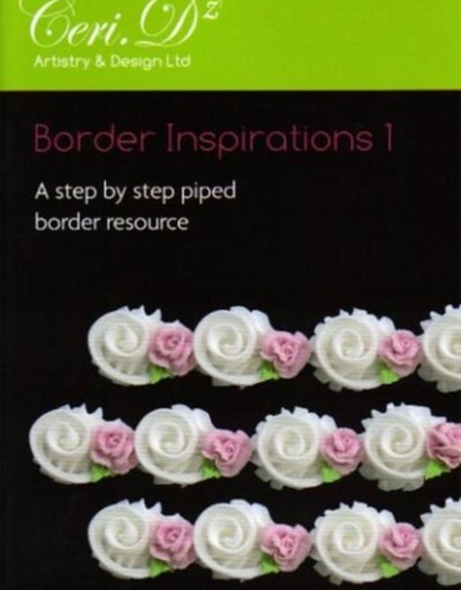 Border Inspirations 1 - Ceri DD Griffiths