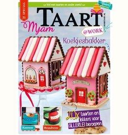 MjamTaart! Taartdecoratie Magazine @ Work Special 2015