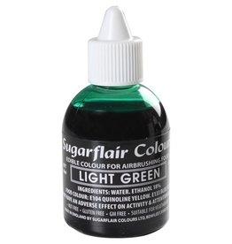 Sugarflair Sugarflair Airbrush Colouring -Light Green- 60ml