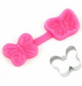 Blossom Sugar Art Blossom Sugar Art Cutter & Mould Butterfly