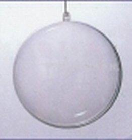 Transparant Plastic deelbare Bal 120mm