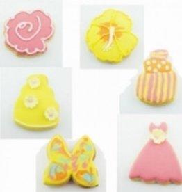 Blossom Sugar Art Cookie Cutter Set Romance