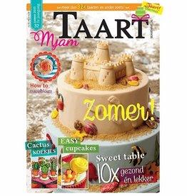 MjamTaart! Taartdecoratie Magazine Zomer 2015