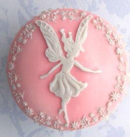 Katy Sue Cupcake Topper Mould Dream Fairy