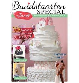 MjamTaart! Taartdecoratie Magazine Bruidstaarten Special 15