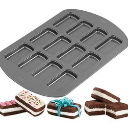 Wilton Wilton Mini Cake Pan Treatwich