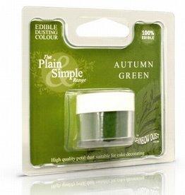 Rainbow Dust Rainbow Dust Plain & Simple - Autumn Green -3gr-