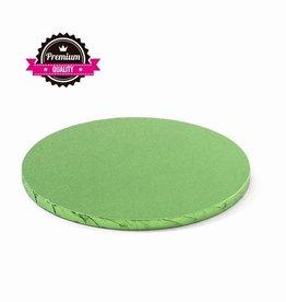 Decora Cake Drum Rond Ø30,5cm Licht Groen