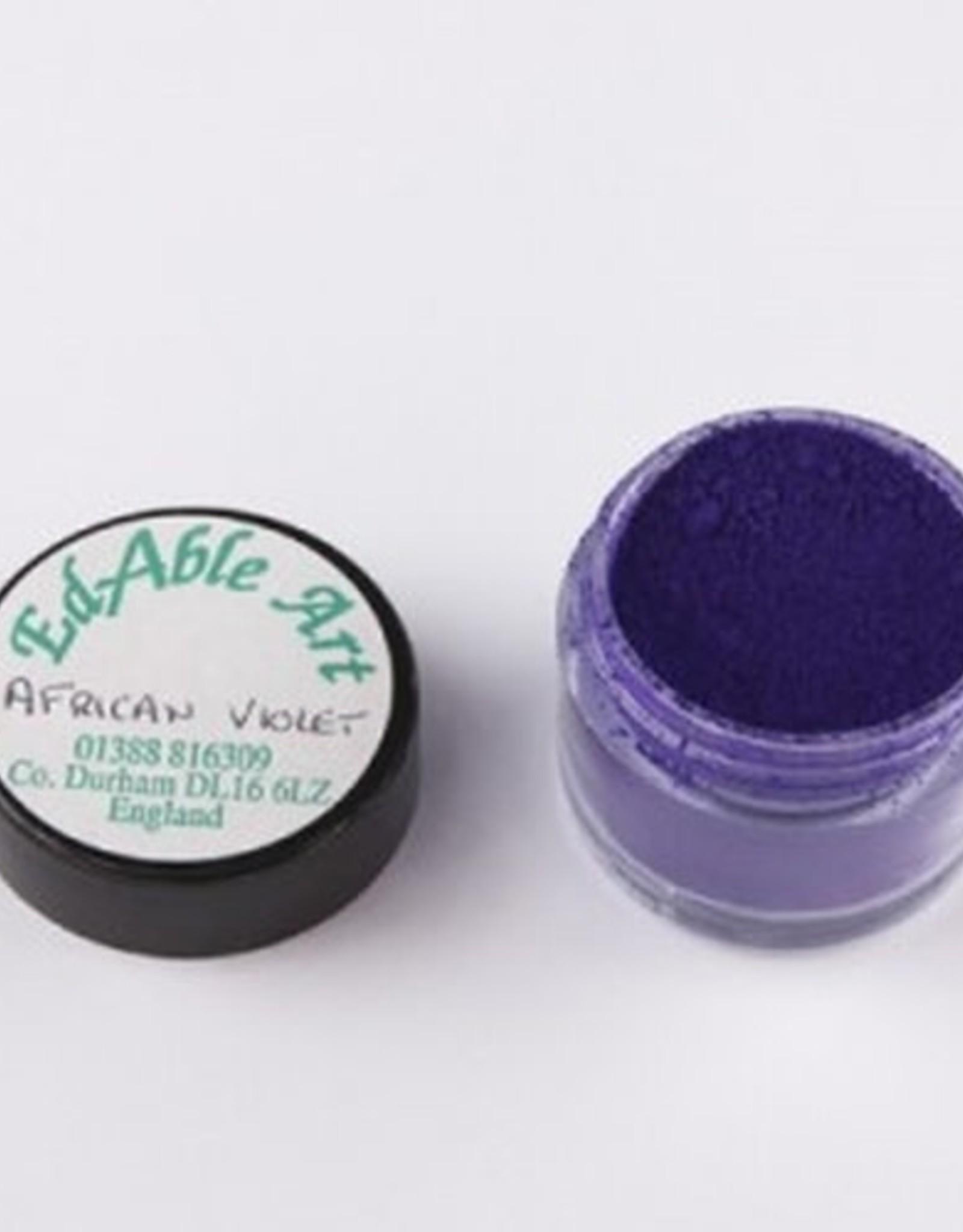 EdAble Art EdAble Art Black Top African Violet