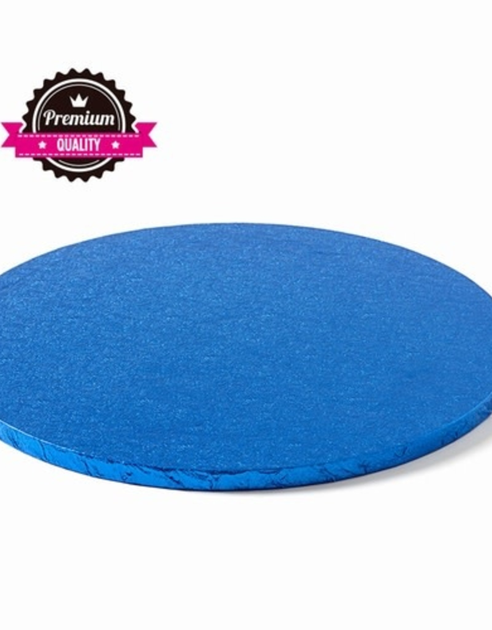 Cake Drum Rond Ø40cm Blue