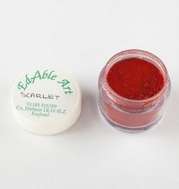 EdAble Art EdAble Art Powdered Colours Scarlet
