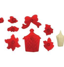 JEM JEM Cutters Christmas Lantern & Extra Set/9