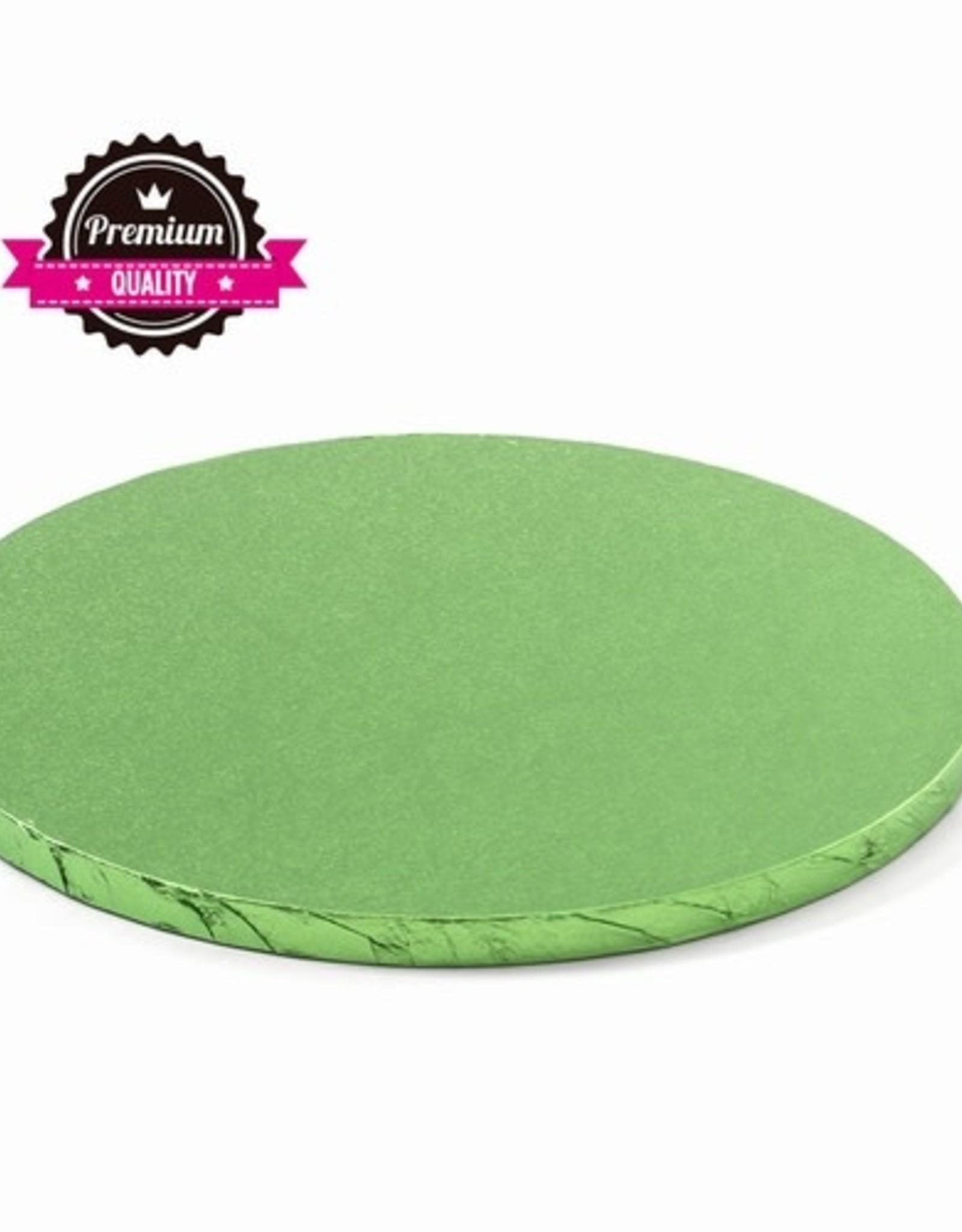 Cake Drum Rond Ø40cm Soft Green