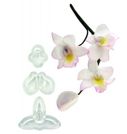 JEM Small Singapore Orchid Cutter Set/3