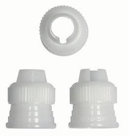 PME PME Icing Bag Adaptors Set/3