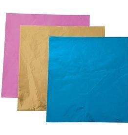 Wilton Wilton Pops Foil Wraps Jewel Tone Pk/12