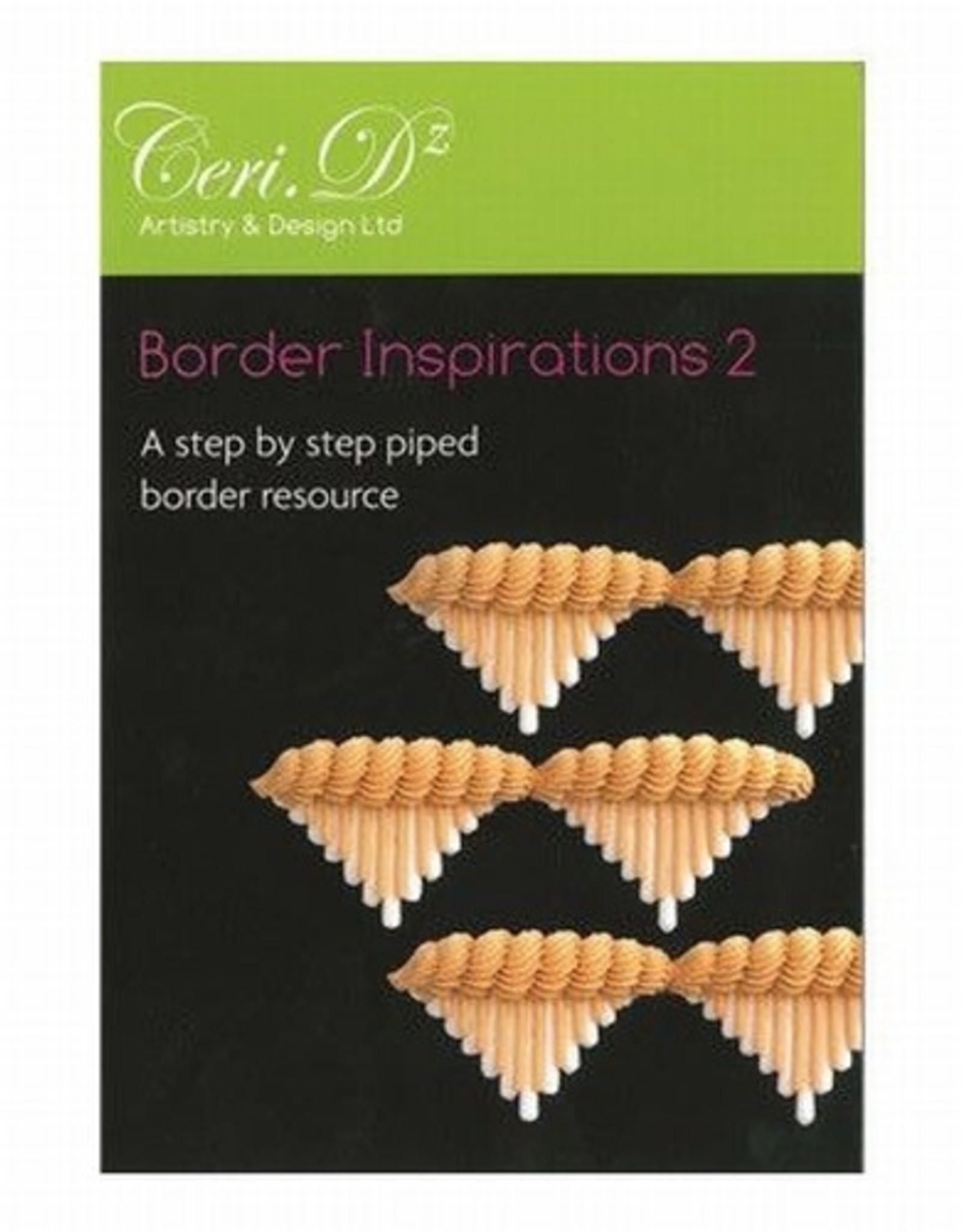 Overig Border Inspirations 2 - Ceri DD Griffiths