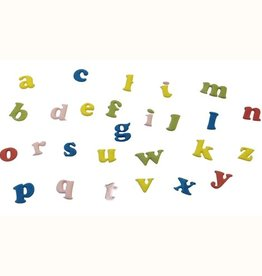 FMM FMM Alphabet Tappits Art Deco Lower Case