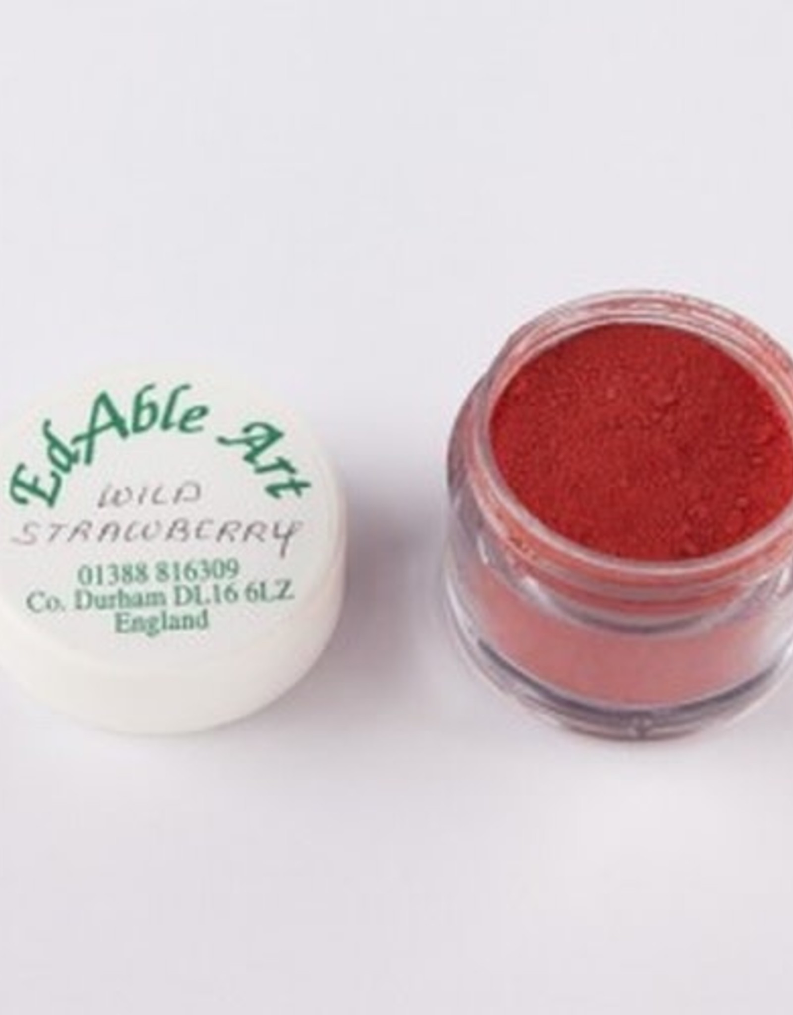 EdAble Art EdAble Art Powdered Colours Wild Strawberry