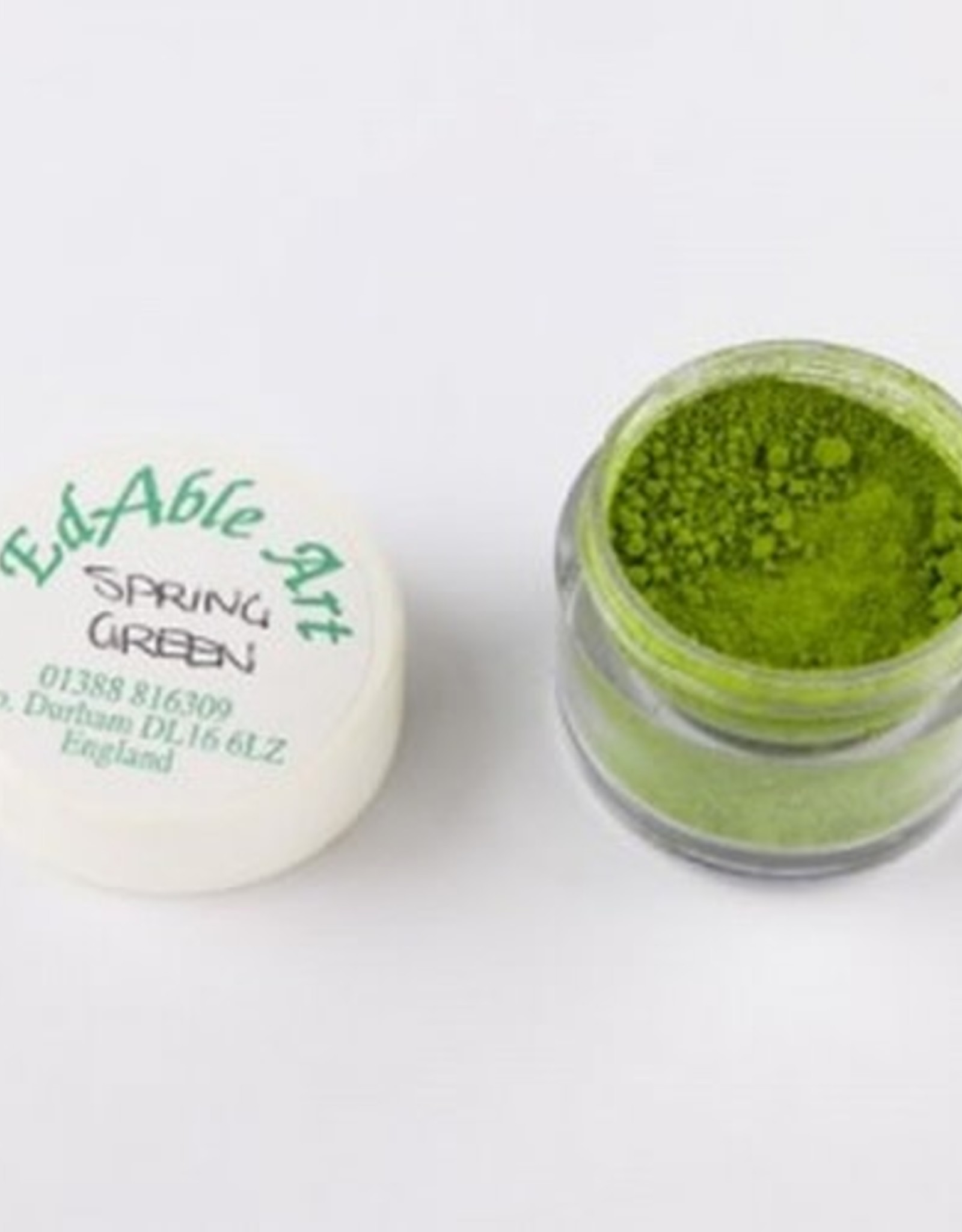 EdAble Art EdAble Art Powdered Colours Spring Green