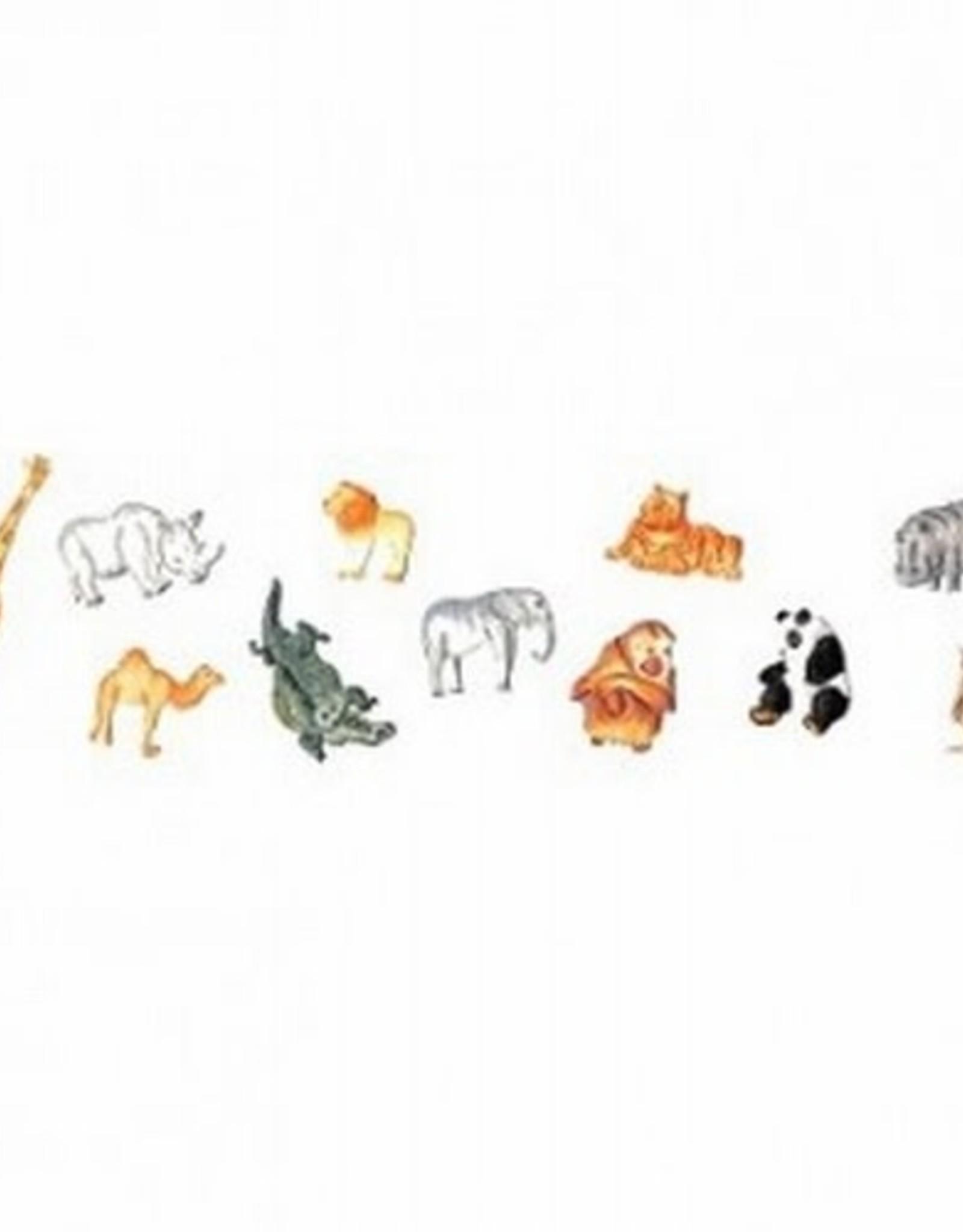 FMM FMM Safari Animal Tappits