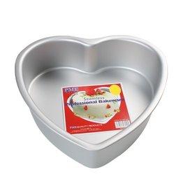 PME Diepe Hartvormige Bakvorm 15 x 7,5 cm