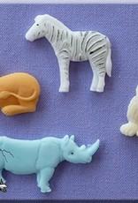 Alphabet Moulds Alphabet Moulds Wild animals