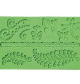 Wilton Fondant & Gum Paste Mold Fern