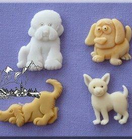 Alphabet Moulds Alphabet Moulds Dogs