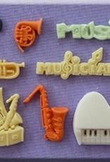 Alphabet Moulds Music
