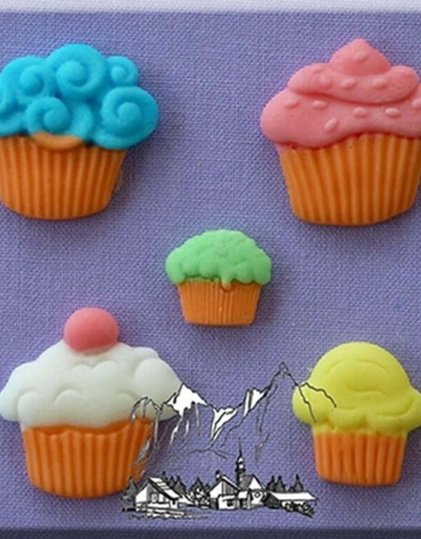 Alphabet Moulds Alphabet Moulds Cupcakes
