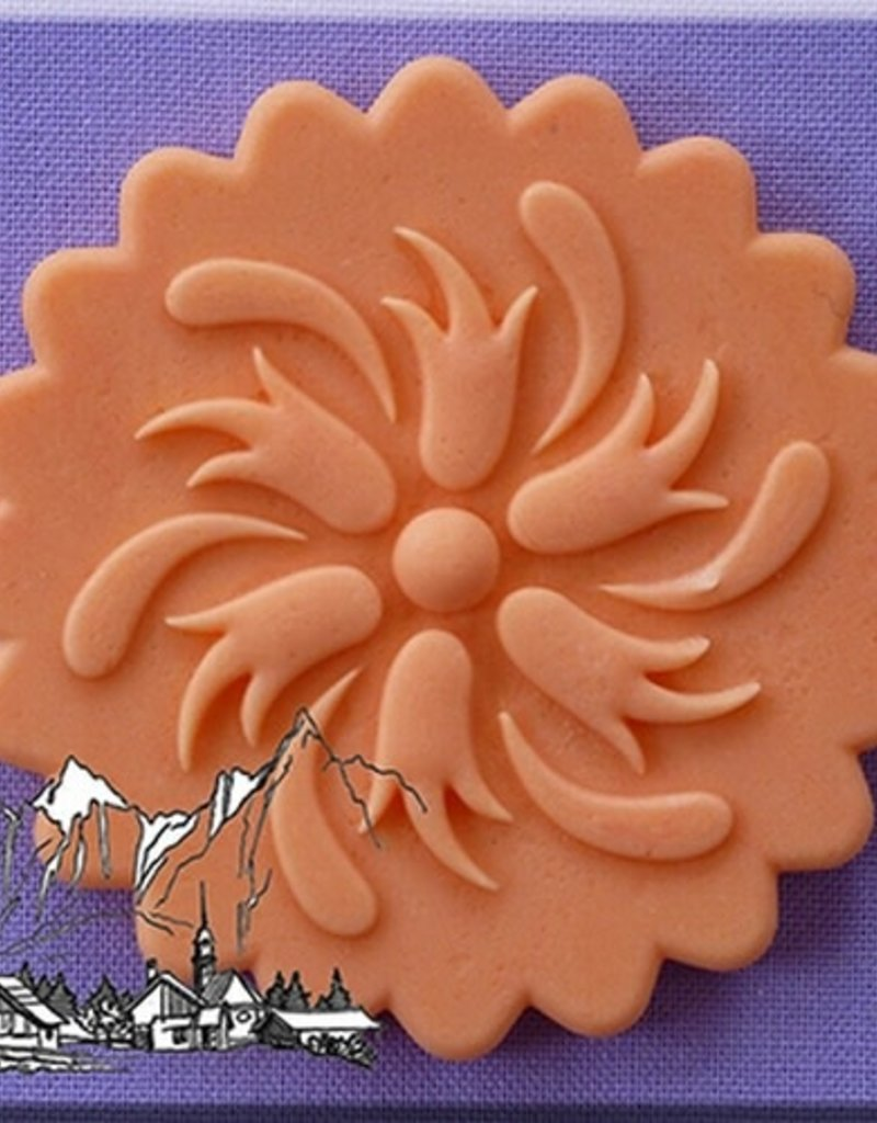 Alphabet Moulds Decorative Cupcake Topper 4