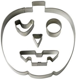 Wilton Wilton Pumpkin Fun Face Cutters