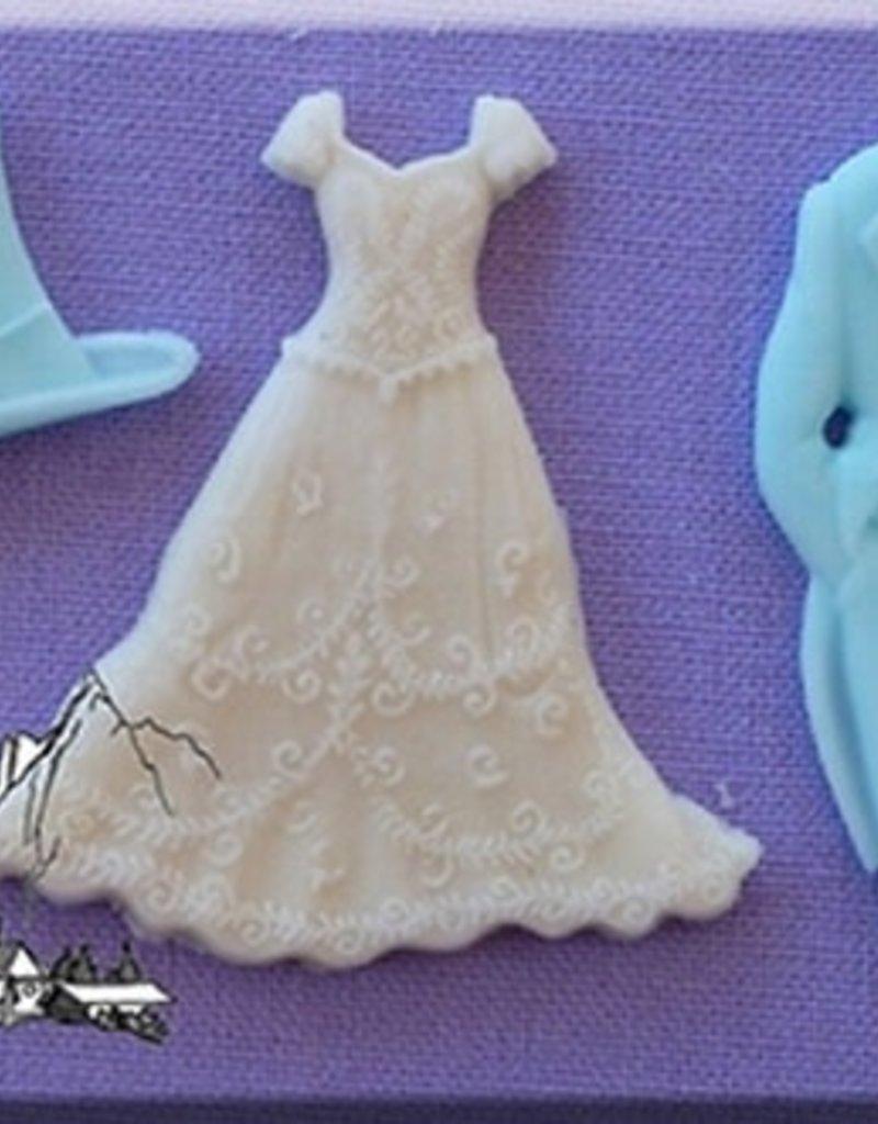 Alphabet Moulds Wedding