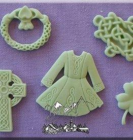 Alphabet Moulds Alphabet Moulds Luck of the Irisch