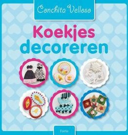 Conchita Velloso: Koekjes decoreren