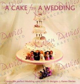 Karen Davies: A Cake For A Wedding